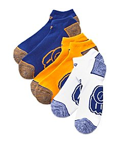 47 Brand MLB® Milwaukee Brewers Blade 3-Pack Socks