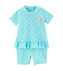 Carter's Baby Girls' Polka Dot One-Piece Swimsuit