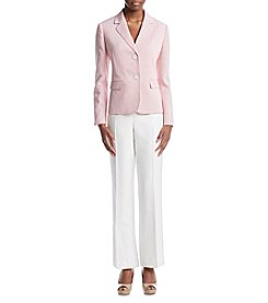 LeSuit® Two Button Jacket And Pant Suit