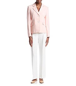 LeSuit® Two Button Jacket And Pant Suit Set