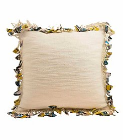 Blissliving Home® Samira Fringe Decorative Pillow