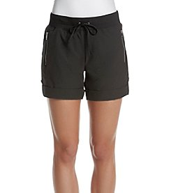 Ivanka Trump® Athleisure Zip Pocket Cuffed Shorts