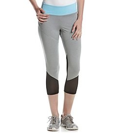 Ivanka Trump® Athleisure Color Block Capri Leggings