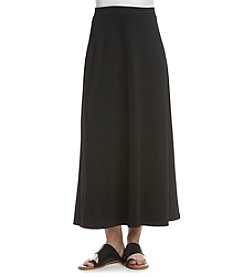 Kasper® Long Knit Skirt