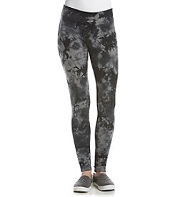 Calvin Klein Performance Tidal Tie Dye Full Length Leggings
