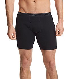 Jockey® Big Man Midway Boxer Briefs