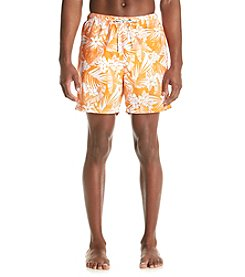 Tommy Bahama Men's Naples Plumeria Para Swim Trunks