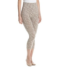 One 5 One® Spacedye Capri Leggings