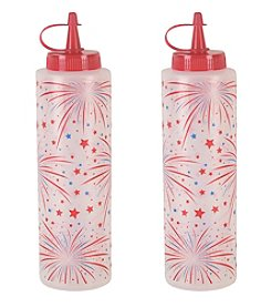 Farberware® Americana Set Of Two Squeeze Bottles