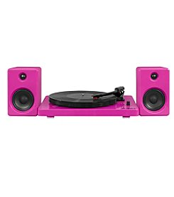 Victrola® 50W Bluetooth® Record Player