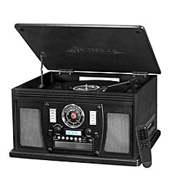 Victrola® 7-in-1 Record Player with USB Encoding