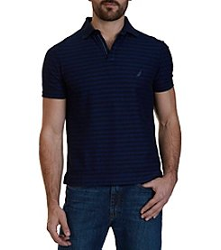 Nautica® Men's Slim Fit Reversible Polo Shirt