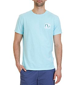 Nautica® Sail Collage Graphic Tee