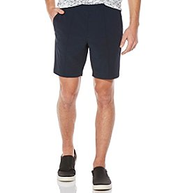 Perry Ellis® Pin Tuck Shorts