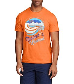 Chaps® Men's Big & Tall Cotton Jersey Graphic Tee