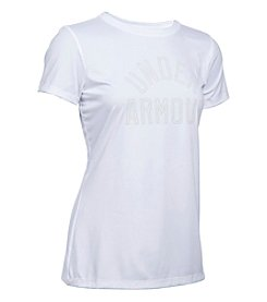 Under Armour® Women's Tech Graphic Crew Tee