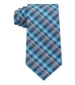 John Bartlett Statements Small Plaid Tie
