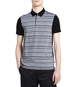Calvin Klein Men's Auto Multi Stripe Polo