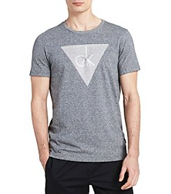 Calvin Klein Inverted Pyramid Logo Tee