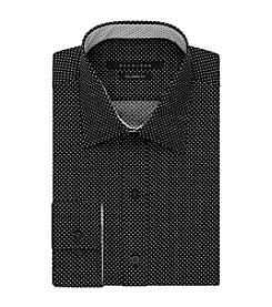 Sean John® Men's Big & Tall Pin Dot Dress Shirt