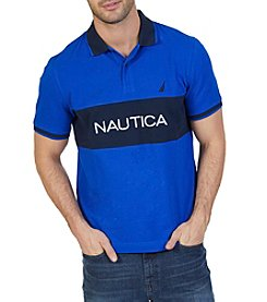 Nautica® Men's Classic Fit Heritage Signature Polo Shirt