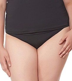 Bleu|Rod Beattie® Plus Size Midster Bottom