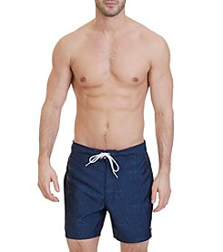 Nautica® Men's Quick Dry Class Swim Trunks