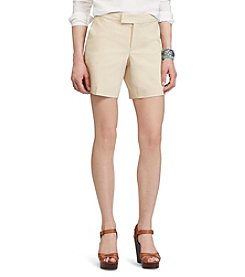 Chaps® Stretch Cotton Shorts
