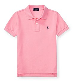 Polo Ralph Lauren® Boys' 2T-7 Basic Mesh Tee