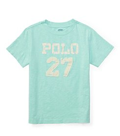 Polo Ralph Lauren® Boys' 5-7 Slub Jersey Knit Top