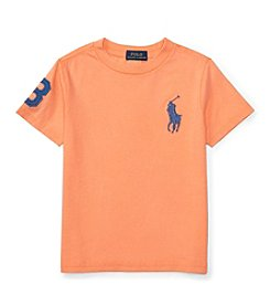 Polo Ralph Lauren® Boys' 4-7 Big Jersey Tee