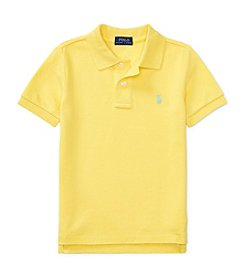 Polo Ralph Lauren® Boys' 5-7 Basic Mesh Top