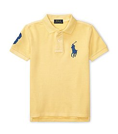 Polo Ralph Lauren® Boys' 4-7 Basic Mesh Tee