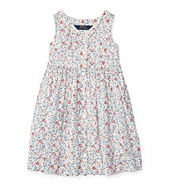 Polo Ralph Lauren® Girls' 2T-6X Floral Dress