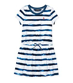 Polo Ralph Lauren® Girls' 2T-4T T-Shirt Dress