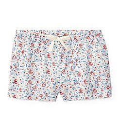 Polo Ralph Lauren® Girls' 2T-6X Pull On Shorts