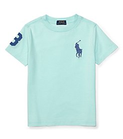 Polo Ralph Lauren® Boys' 4-7 Big Jersey T-Shirt