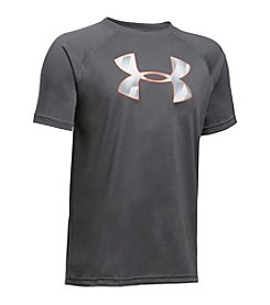 Under Armour® Boys' 8-20 Tech Big Logo Tee