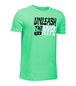 Under Armour® Boys' 8-20 Unleash The Hype Tee