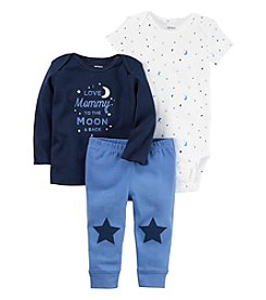 Carter's® Baby Boys' 3-Piece Star Set