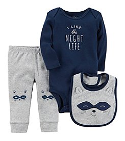 Carter's® Baby Boys' 3-Piece Night Life Set