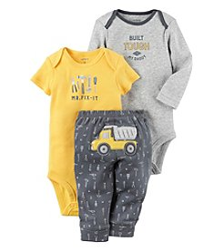 Carter's® Baby Boys' 3-Piece Contruction Set