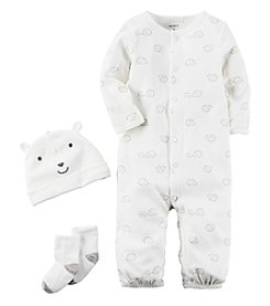 Carter's® Baby 3-Piece Hedgehog Set