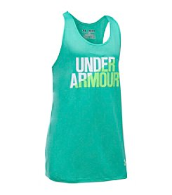 Under Armour® Girls' 7-16 Graphic Tank Top