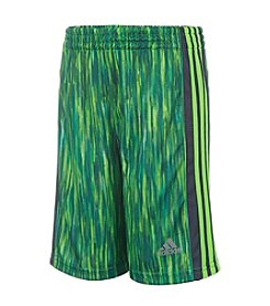 adidas® Boys' 2T-7 Influencer Printed Shorts