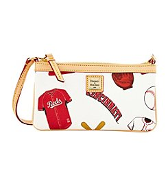 Dooney & Bourke® MLB® Cincinnatti Reds Large Slim Wristlet