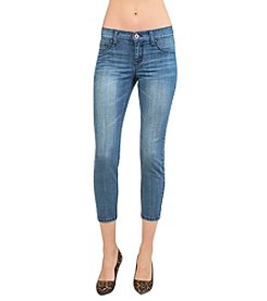 Standards & Practices Sammy Cropped Skinny Jeans