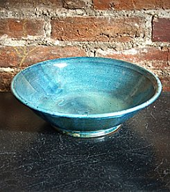 Clay Path Studio Serving Bowl