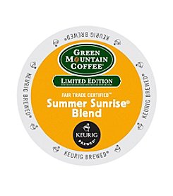 Keurig® K-Cup 18-Ct. Green Mountain Coffee Summer Sunrise Blend
