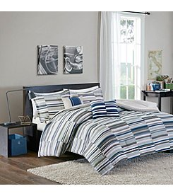 Intelligent Design Emmett Comforter Set